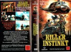 (VHS) Killer Instinkt - Robert Patrick, Robert Dryer-Vestron