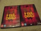EVIL DEAD 2013 uncut kino fassung UK DVD keine Deutsche Ton