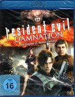 RESIDENT EVIL DAMNATION Blu-ray - Animated Movie