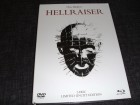 Hellraiser Blu-Ray 2 Disc Limited Uncut Edition Mediabook