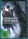 Sherlock Holmes 2 - Spiel im Schatten DVD Jude Law s. g. Z.