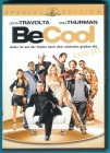 Be Cool - 2 Disc Special Edition DVD John Travolta NEUWERTIG