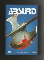 ABSURD + XT VIDEO + COVER D + Nr. 020 / 131