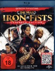 THE MAN WITH THE IRON FISTS Blu-ray - Tarantino Asia Action