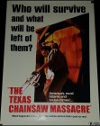 The TEXAS CHAINSAW MASSACRE - Poster 42x29,5 cm