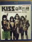 KISS - Live in Vegas & Rock´n Roll All Nite BD