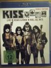 KISS - Live in Vegas & Rock´n Roll All Nite BD