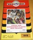 Unter der schwarzen Flagge der Piraten Große Hartbox DVD