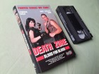 Death Zone - Blood for Blood VHS Cynthia Kahn PACIFIC