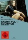 Sasori - Scorpion [Edition Nippon Classics] (uncut) NEU+OVP