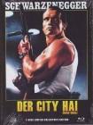 Mediabook: Der City Hai (uncut) - BD - Cover C #333/333