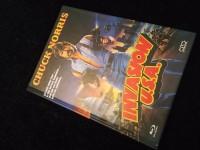 Invasion U.S.A. -Chuck Norris -Mediabook -Top!  372 /777