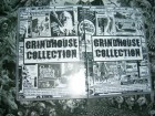 2 x GRINDHOUSE COLLECTION DVD UNCUT NEU