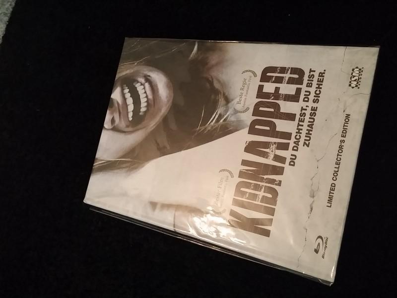 Kidnapped   -    259 / 555 - Mediabook -  Top!