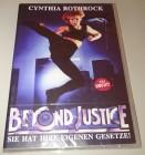 Beyond Justice - Cynthia Rothrock - uncut - Neu/OVP