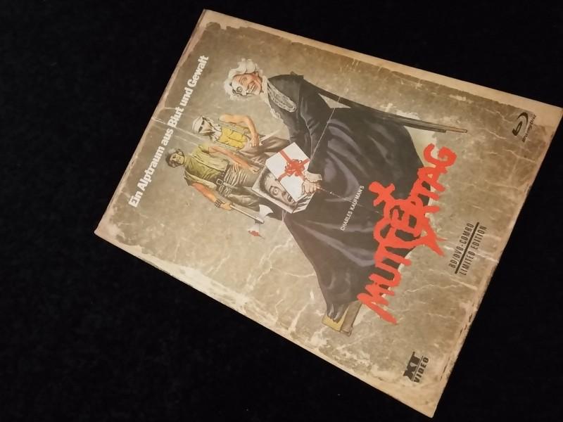 Muttertag   -Mediabook  -   163 /1500  Top!