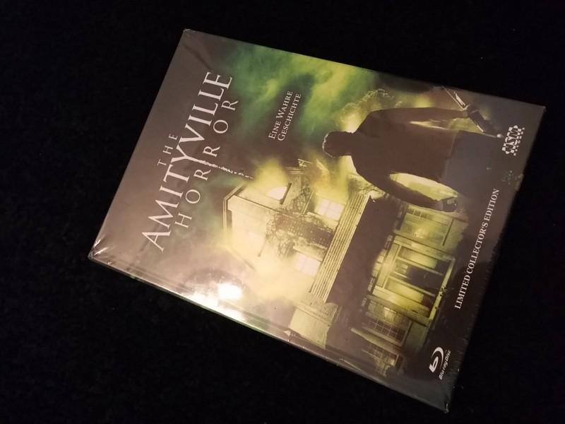 The Amityville Horror   -Mediabook  -   Uncut!  OVP! 241/500