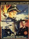 Die Kriegsfilm-Edition  4 Filme im Digipack