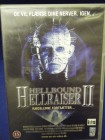 Hellraiser II Hellbound DK IMPORT