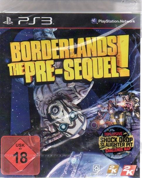 Borderlands: The Pre-Sequel! (26465)