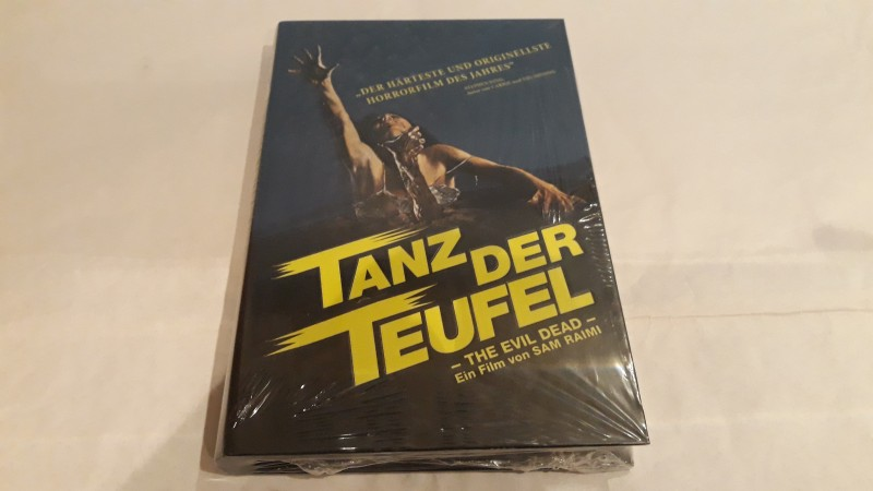 Tanz der Teufel - Nameless Hartbox - Limited 12/111 - WoH