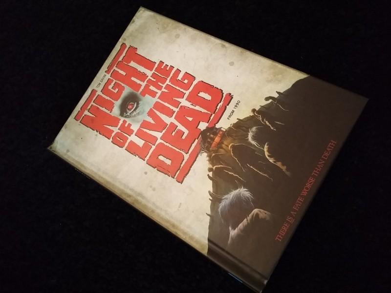 Night Of The Living Dead -Mediabook -Farbe -341 /750