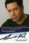 Thomas Koch ☆ Originalautogramm ☆