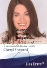 Cheryl Shepard ☆ Originalautogramm ☆