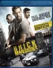 BRICK MANSIONS Blu-ray - Paul Walker Action Thriller