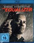 THE EQUALIZER Blu-ray - Denzel Washington Action Thriller