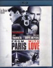 FROM PARIS WITH LOVE Blu-ray - John Travolta Luc Besson