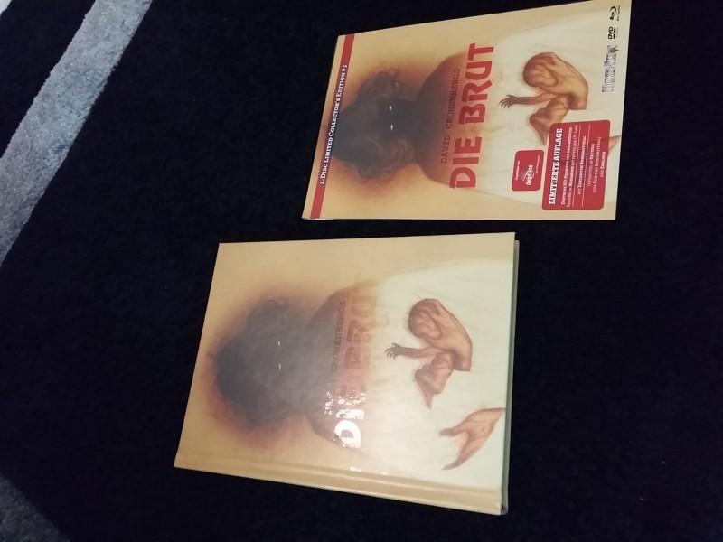 Die Brut -David Cronenberg -Mediabook -Top!