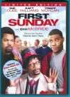 First Sunday - DVD + Musik CD Ice Cube sehr guter Zustand