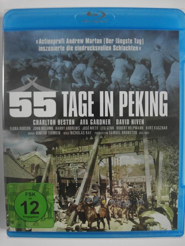 55 Tage in Peking - Boxer Aufstand Krieg in China - Heston