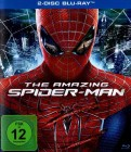 The Amazing Spider-Man (2012) 2-Disc Blu-ray Set NEU & OVP