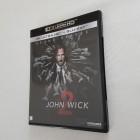 John Wick Kapitel 2 nur die Blu-Ray in der 4K Hülle