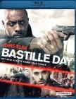 BASTILLE DAY Blu-ray - Idris Elba Action Thriller