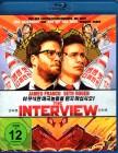 THE INTERVIEW Blu-ray - James Franco Seth Rogan mega Fun!