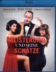 DER MEISTERDIEB UND SEINE SCHÄTZE Blu-ray - Jean Reno