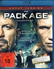 THE PACKAGE Blu-ray - Steve Austin Dolph Lundgren Top Action