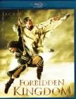 FORBIDDEN KINGDOM Blu-ray- Jackie Chan Jet Li Fantasy Action