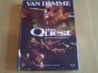 The Quest - Mediabook - uncut - Blu - ray -  Van Damme