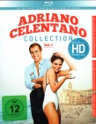 ADRIANO CELENTANO COLLECTION Vol. 1 3x Blu-ray Box