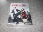 Matt Damon DER PLAN DVD Wendecover Wie Neu!!!!!!!!!!!!