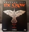 The Crow - Limited Steelbook Bluray Edition Brandon Lee