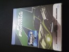 The Fast And The Furious 4 -Blu Ray Steelbook-OVP!