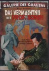 DVD Das Vermächtnis des Prof. Bondi (Galerie des Grauens)