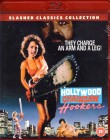 HOLLYWOOD CHAINSAW HOOKERS Blu-ray Import uncut Splatter Fun
