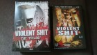 Violent Shit Trilogy DVD + Violent Shit 4.0 DVD