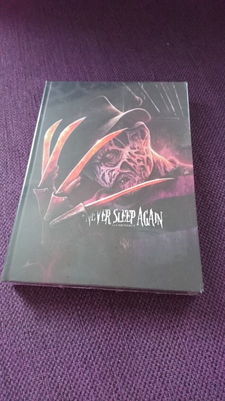 Never Sleep Again: The Elm Street Legacy Mediabook Cover A